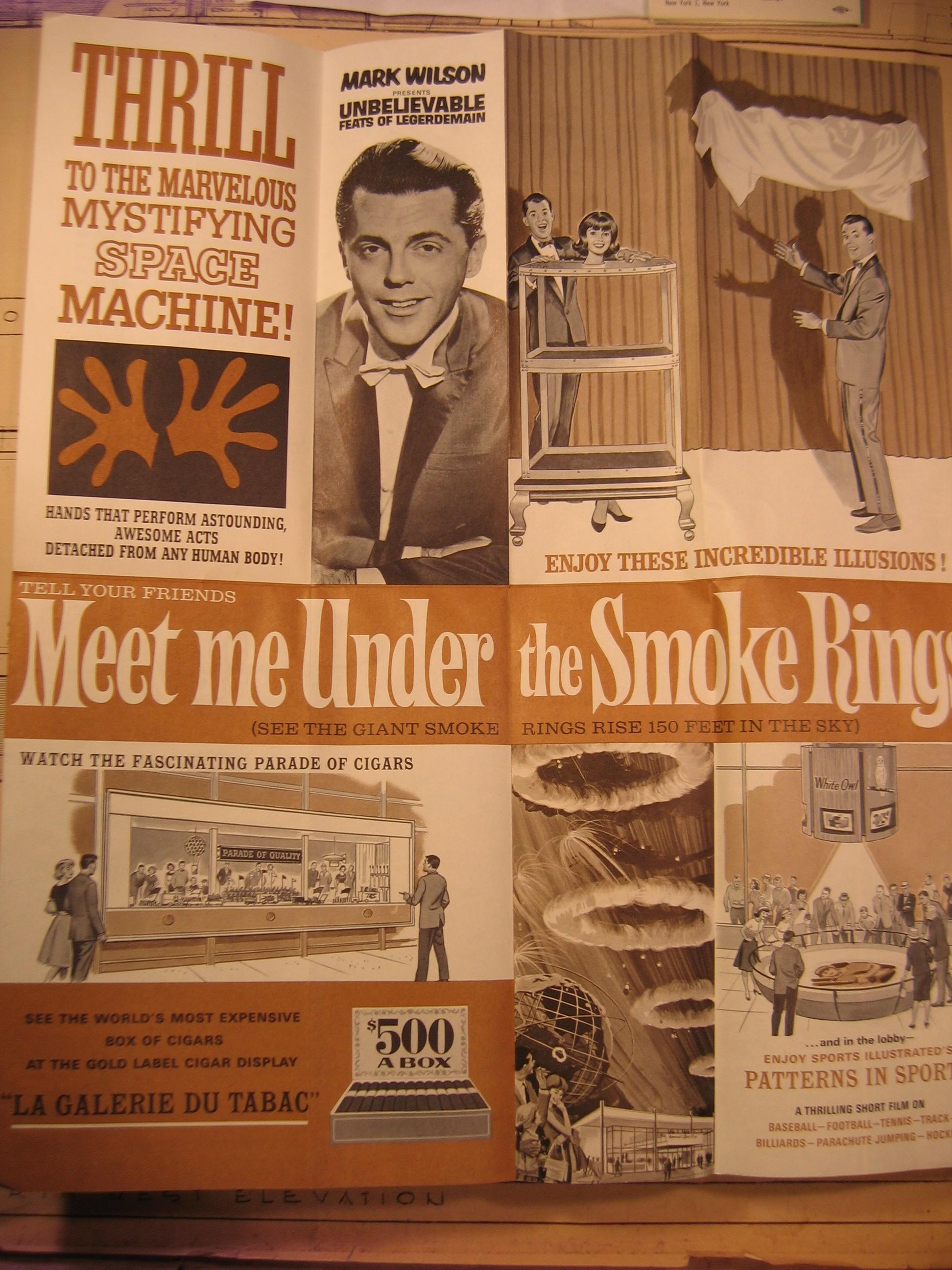 meet me at the smoke ring